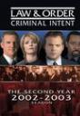 法律与秩序:犯罪意图
