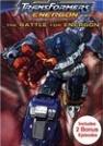 "Brad Swaile-""Transformer: Super Link"""