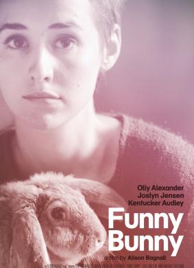 滑稽的兔子