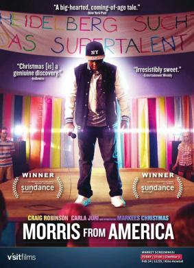 来自美国的莫里斯