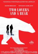 两个爱人和一只熊