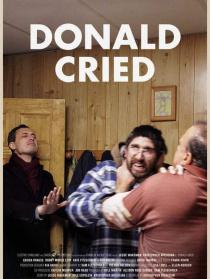 唐纳德哭了