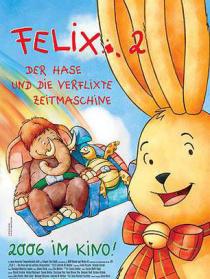 菲利克斯:玩具兔与时光机