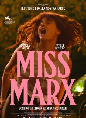 马克思小姐