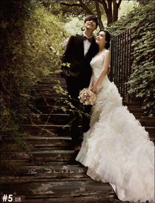 梦幻新娘古装图片