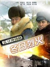 抗日冲锋队冬日烈火