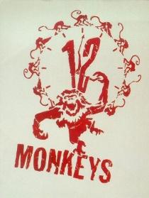 十二只猴子