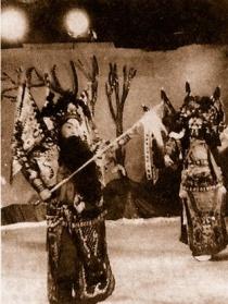 古中国之歌