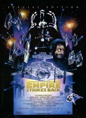 星球大战5:帝国反击战