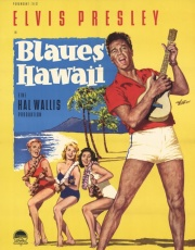 蓝色夏威夷