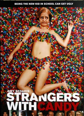 有糖果的陌生人