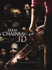 德州电锯杀人狂3D