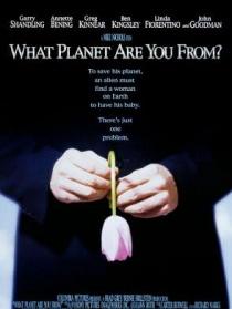 你来自什么星球?