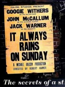 周日总是下雨