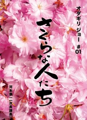 樱花般的人们