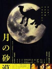 沙漠中的月亮