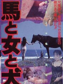 马、女人与狗