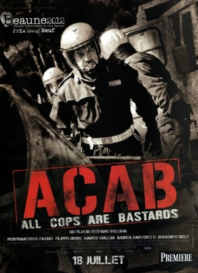 A.C.A.B.:所有的警察都是混蛋