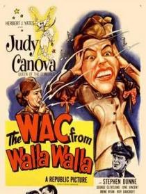 The WAC from Walla, Walla