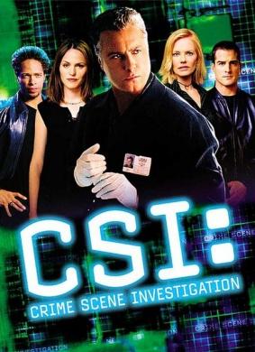 犯罪现场调查 第一季