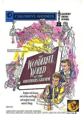 格林兄弟的奇妙世界