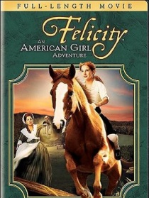 神驹小佳人 费利西蒂:美国女孩的冒险