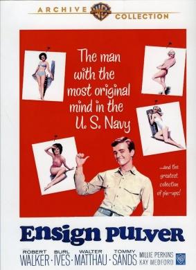 海军少尉普尔弗