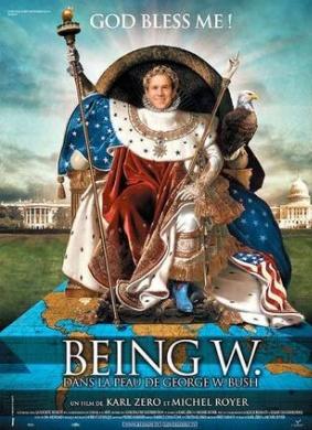 成为布什总统