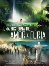 里约2096:爱与骚动的故事