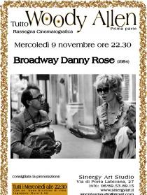 百老汇的丹尼·罗斯
