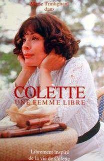 科莱特,一个自由的女子