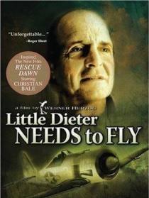 小迪特尔想要飞