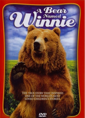 一头名叫维尼的熊