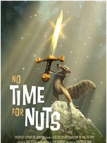 松鼠、坚果和时间机器