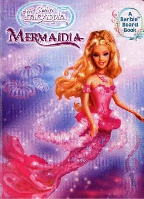 芭比梦幻仙境之人鱼公主