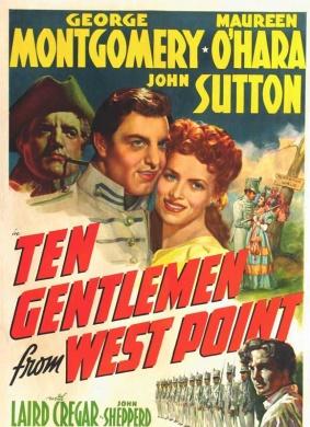 来自西点军校的十位绅士