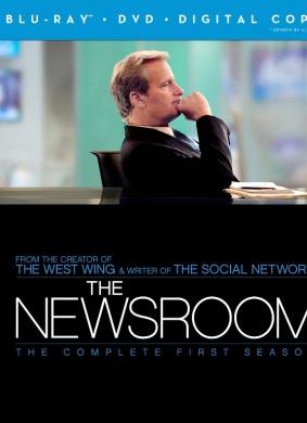 新闻编辑室 第一季