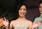 8月27日,长春电影节华语新片《谁来陪伴我》举行展映及见面会。导演王敬峰、主演姚雨鑫、谢冰冰、童苡萱等主创悉数出席,与到场影迷互动。