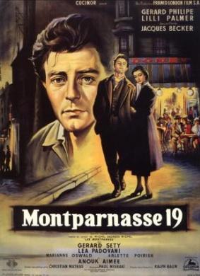 蒙巴尔纳斯19号