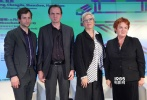 11月14日,中国第二届德国电影节在京开幕,电影节主席德国女导演桃丽丝·多利、主办方德国文化中心·歌德学院院长彼得·安德思、开幕影片《受难之路》主演弗洛里安·斯泰特、参展影片《双面生活》导演格奥尔格·马斯等嘉宾出席了开幕仪式。