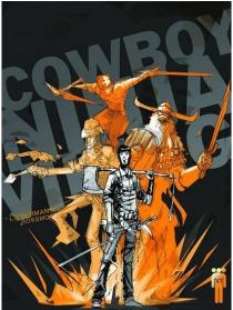 牛仔、忍者、维京海盗