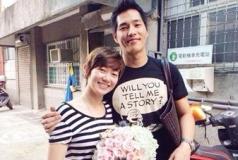 蓝正龙结婚不到1年造人成功 周幼婷已怀孕3个月