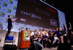 美国圣地亚哥当地时间7月11日,2015圣迭戈动漫展( Comic-Con International 2015)上云集了众多大咖前来宣传新片。