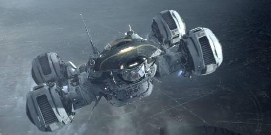 恒星际空间_宇宙为疆飞船为家——科幻电影宇宙飞船大盘点(3)_电影策划