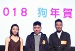 3月14日英皇电影在香港国际影视展公布8部新片计划。当天,导演陈木胜、韦家辉、邱礼涛,携刘青云、古天乐、马丽、林家栋、阿娇、阿SA、任达华、惠英红、方中信等演员到场助阵。