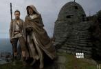 """《星球大战8:最后的绝地武士》(以下简称《星战8》)曝光一组最新概念艺术图,""""莱娅公主""""、""""天行者""""卢克以及蕾、凯洛·伦、芬恩和奥斯卡·伊萨克饰演的波·达美伦悉数亮相,几人神情各异。"""