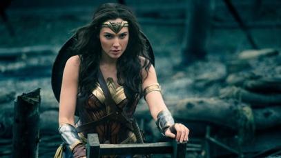 《神奇女侠》全新登场 DC抗衡漫威的最强杀手锏