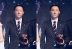"""此次韩庚获颁""""最美人物""""大奖,也属实至名归。"""