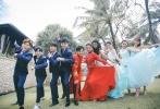 5月15日,付辛博、颖儿大婚将在巴厘岛举行。