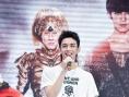 《阿修罗》公映首日苏州路演 吴磊情话技能满点